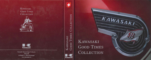 KAWASAKI GOOD TIMES COLLECTION