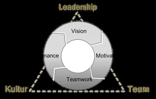 Leadership Modell | Coaching Dino Beerli
