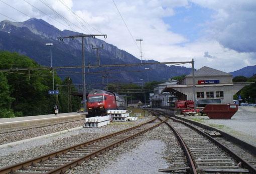 IR 778 in Bad Ragaz am 31. Mai 2008