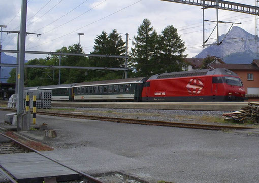Bad Ragaz 31. Mai 2008