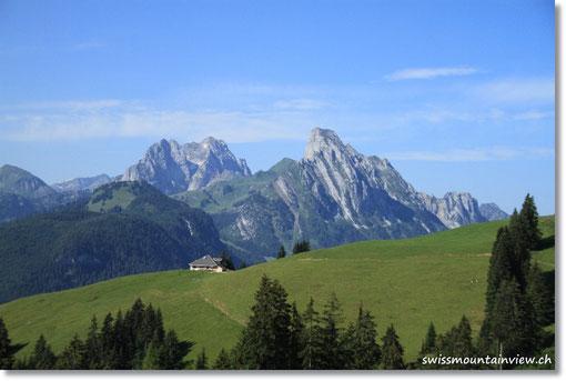 freiburger Alpen.