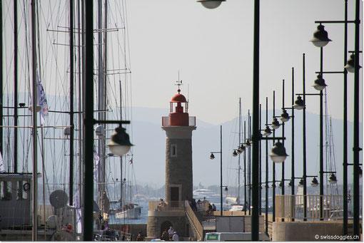Einige Impressionen vom Hafen.