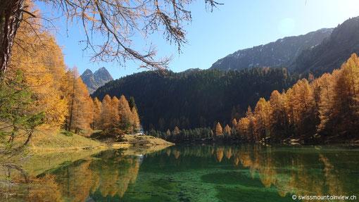 aber atemberaubend schön, wenn man dort am Ufer steht und die Natur und Stille auf sich wirken lässt - hier einige Impressionen.