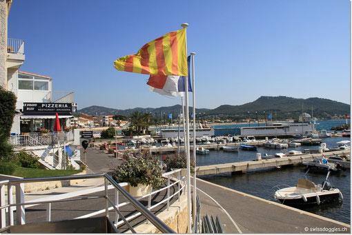 Hafen von Leleques