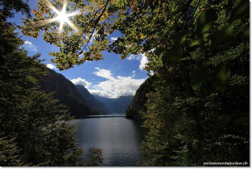 an den Königssee ins Berchtesgadenerland.