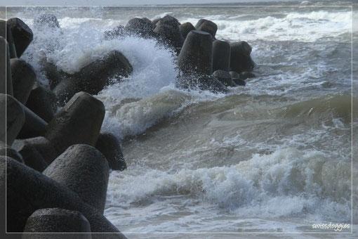 Tosende Wellen...