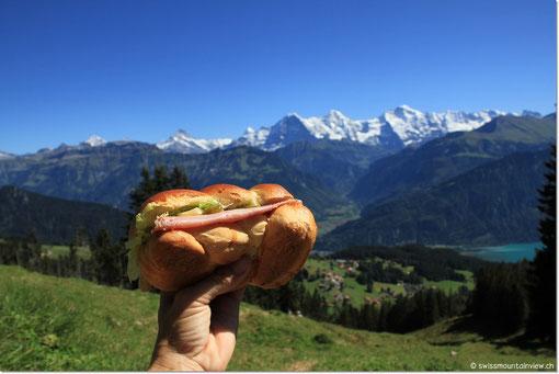Huuuunger nach einem feinen Sandwich (à la Jürg, mmmmhhh lecker)!!