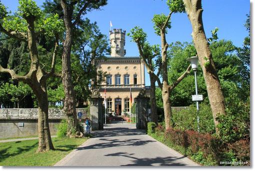 Schloss Monfort in Langenargen