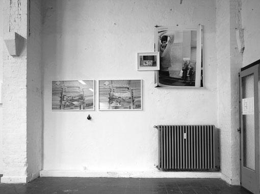 Il Caso/Fall, Ausstellungsraum Interim, Kassel 2013