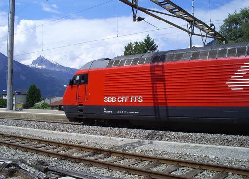 IR 778 in Bad Ragaz am 31. Mai 2008