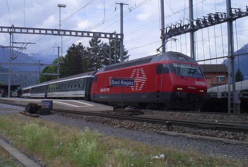 IR 775 in Bad Ragaz am 31. Mai 2008