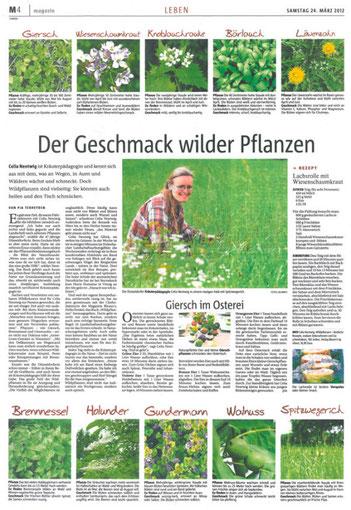 Rheinische Post, 24. März 2012