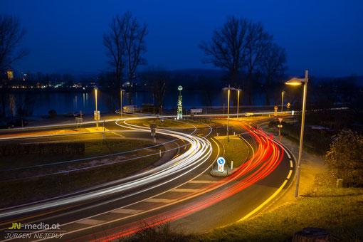Kreisverkehr Stein-Förthof