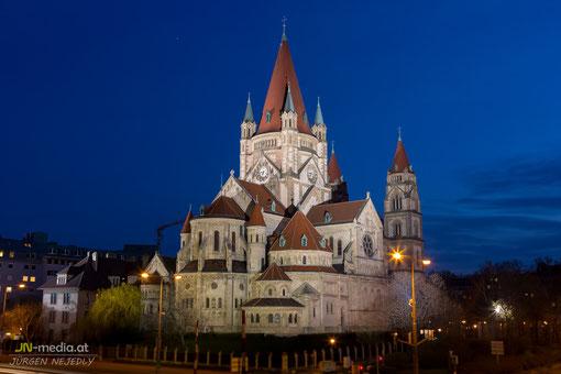 Mexikokirche, Wien