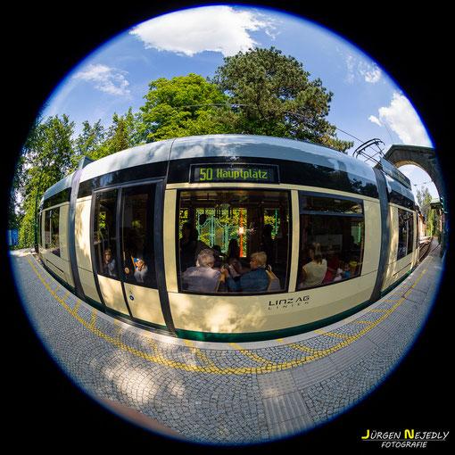 Linz - Pöstlingbergbahn