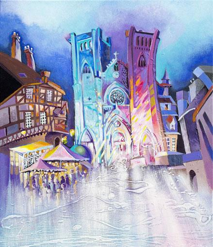Noël 2014 Châlon sur Saône visuel plaquette