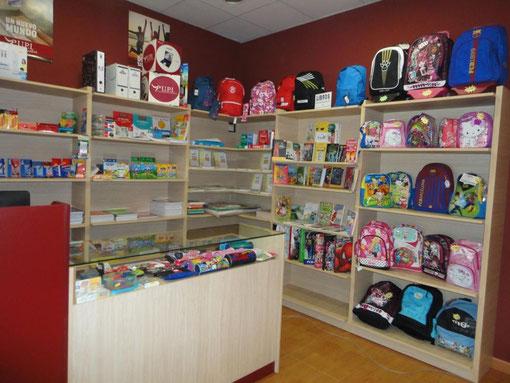 Muebles tienda UPI de Torredelcampo