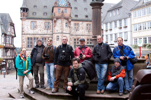 Fototour in Marburg 17.10.2009