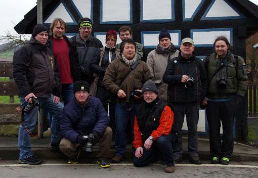 Fototour in Gladenbach / Hinterland 23.11.2013