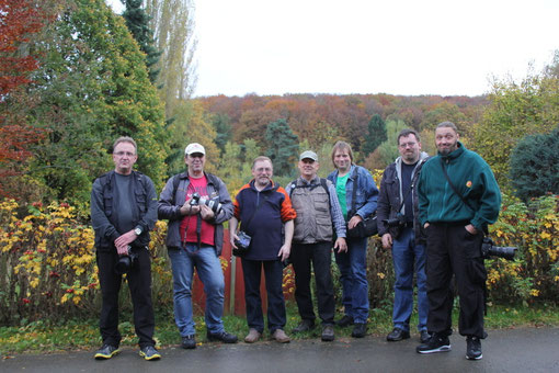 Fototour in Gladenbach / Hinterland 26.10.2013