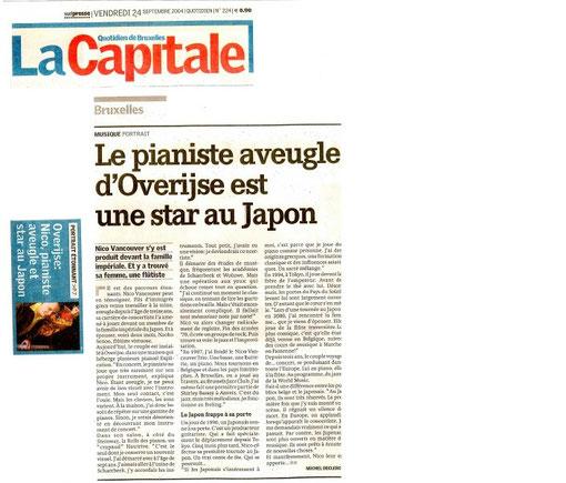 La Capitale / 24 Sep. 2004