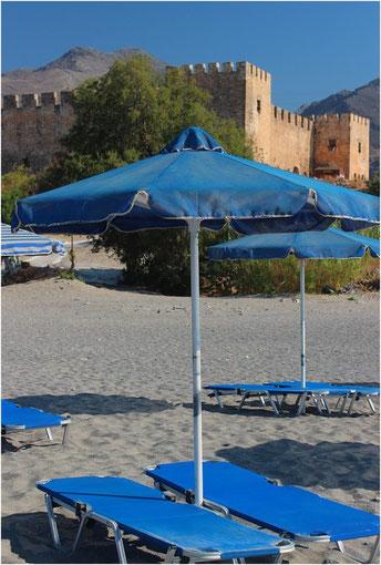 Frangokastello, Crète (Grèce)