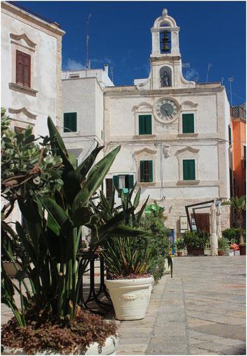 Polignano a Mare, Pouilles (Italie)