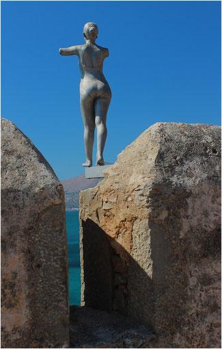 Ile de Spinalonga, Crète (Grèce)