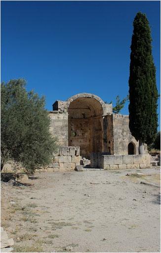 Site antique de Gortyne, Crète (Grèce)