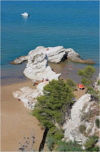 Promontoire de Gargano - Pouilles (Italie)