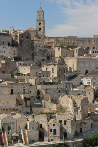 Matera, Basilicate (Italie)