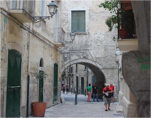 Bari, Pouilles (Italie)
