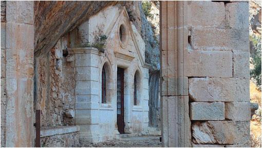 Monastère de Katolico, Crète (Grèce)