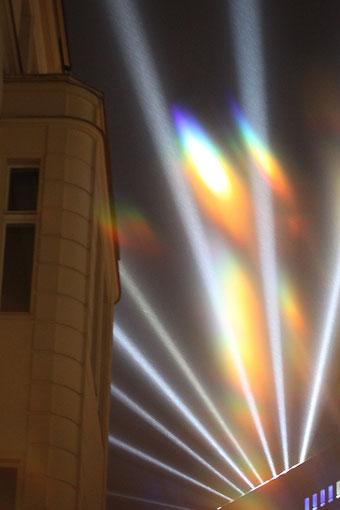 Licht aus - Spot an