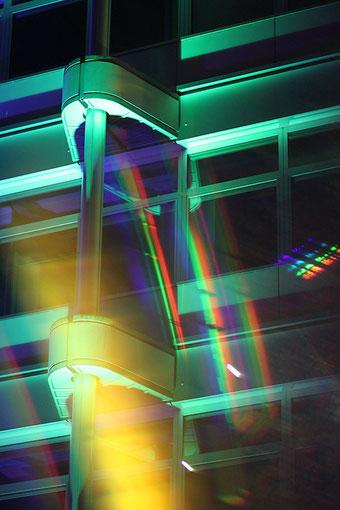 Spiel mit Licht