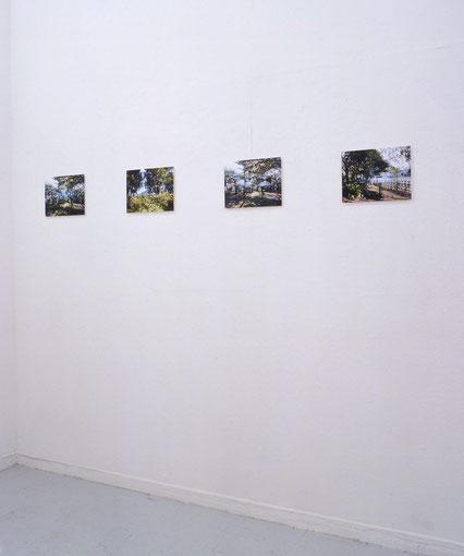 小林正樹展  写真の上に写真をコラージュ 「三つの記憶と時間」 exhibit LIVE Ⅱ/銀座