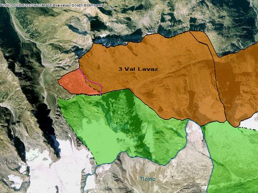 6. Luftbidl Val Lavaz