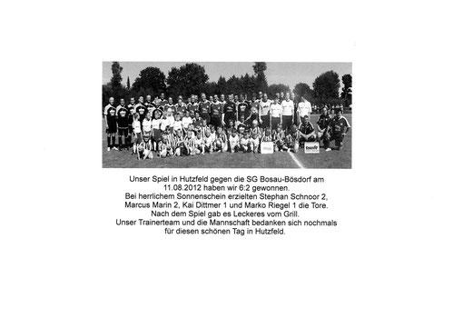 Bericht auf der Internetseite der HSV-Altliga