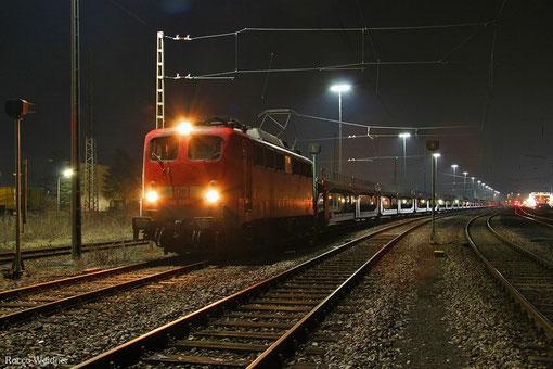 140 535 mit GA 98806 (Vlissingen Sloehaven) Merzig(Saar) - Dillingen DB/Ford (Sdl.), Merzig 15.03.2015