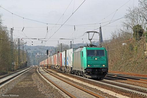 185 610 mit DGS 43513 Bettembourg/L - München-Laim Rbf, Dudweiler 11.03.2015