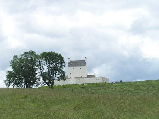 Corgarf Castle