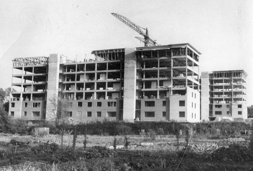 510 nouveaux logements à Sainte Barbe novembre 1971