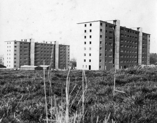 Les logements construits
