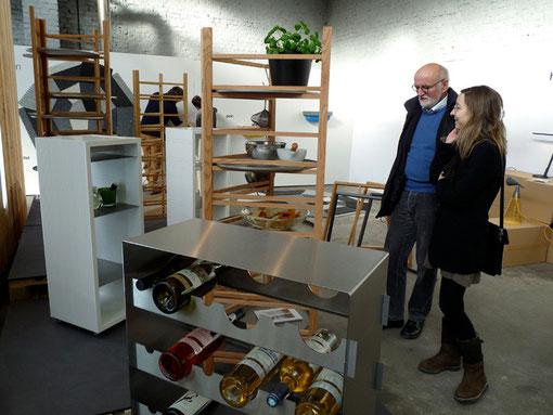 typ-n Produkte: Passagen / Designersfair in Köln 2012