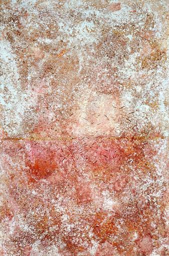 ohne Titel, 2000, 195 x 129 cm, auf Leinwand