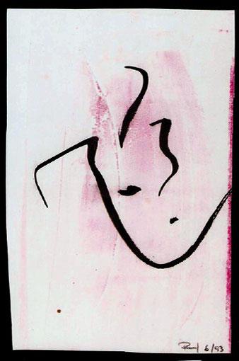 """""""macere"""", mixed media, 1993, 25x15, collezione cavagnoli"""