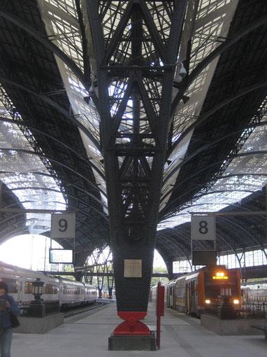 Estació de França, Barcelona – Foto: Roser Casasùs