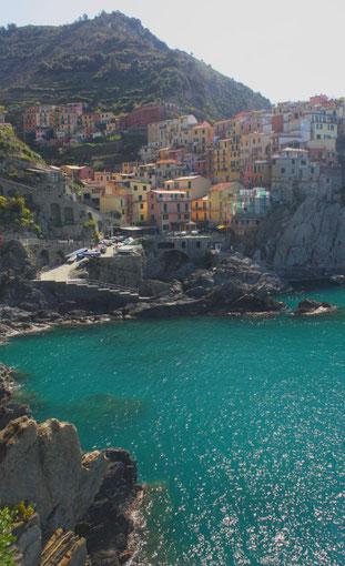 Cinque Terre, la Riviera Ligure du Levant (Voyage Italie) 25