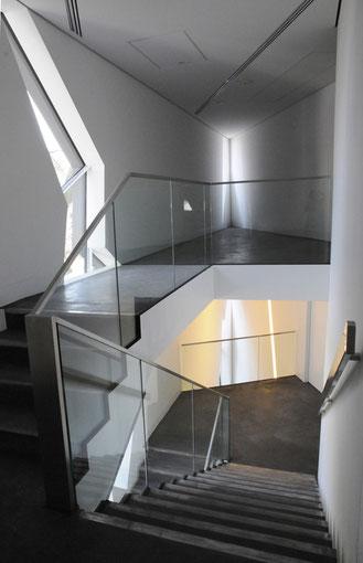 Felix-Nussbaum-Haus, Baustelle des neuen Anbaues von Daniel Libeskind