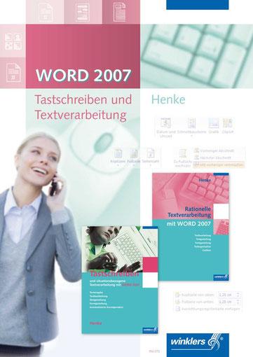 A4 Prospekt für den Winklers Verlag